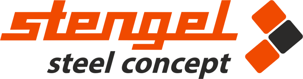 Stengel Steel Concept Logo