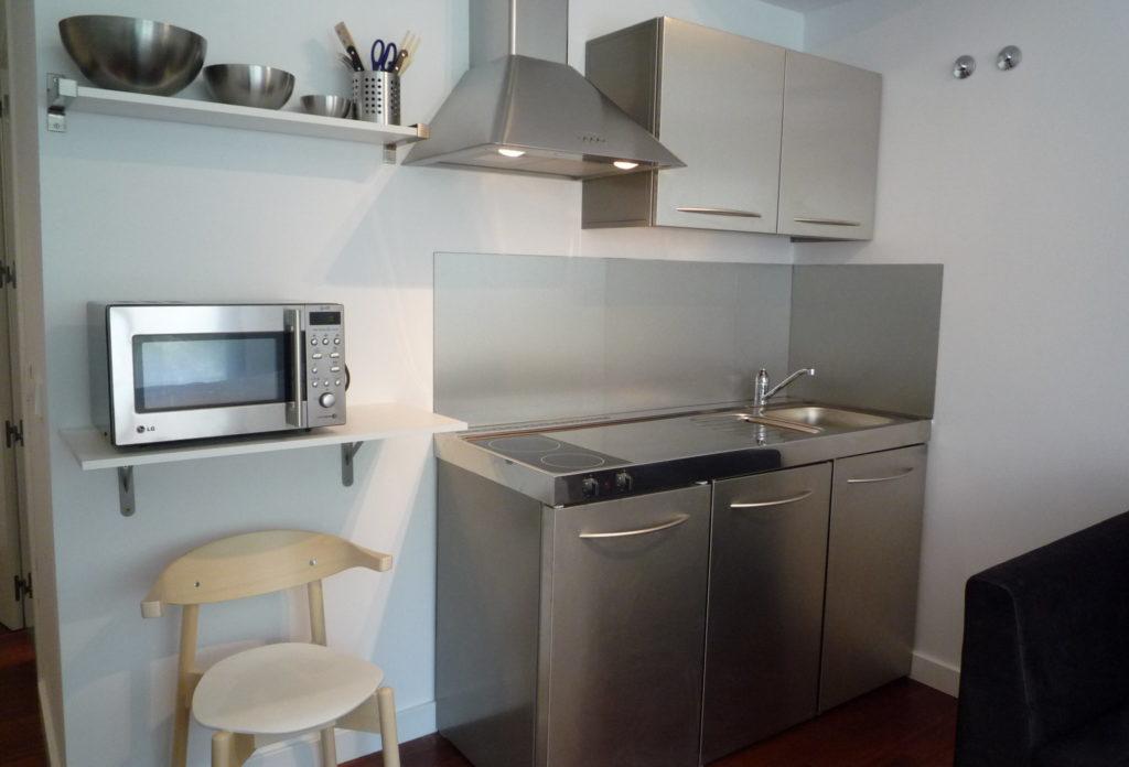 Stengel Küche Madrid Ansicht 3
