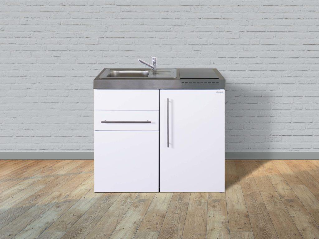 Küche Pantry Premiumline MP 100 S weiß