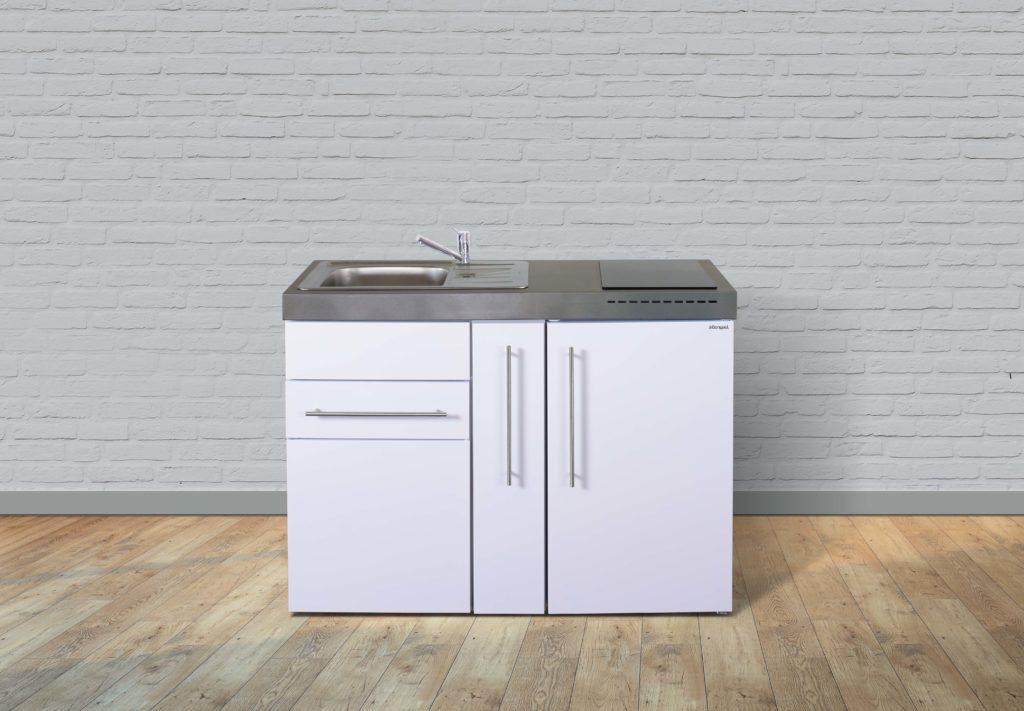 Küche MP 120 A weiß