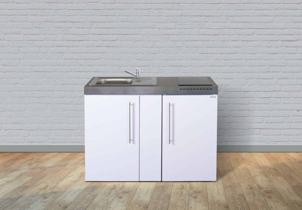 Stengel Küche Premiumline MP 120 weiß