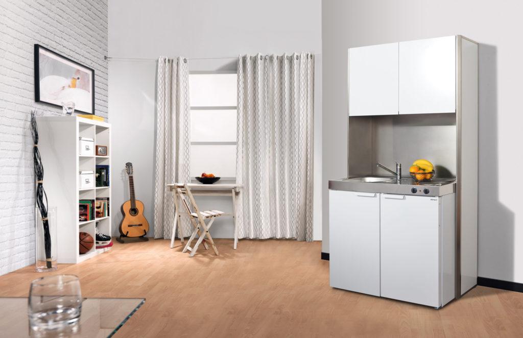 Stengel Studioline Küchen Ansicht Raum