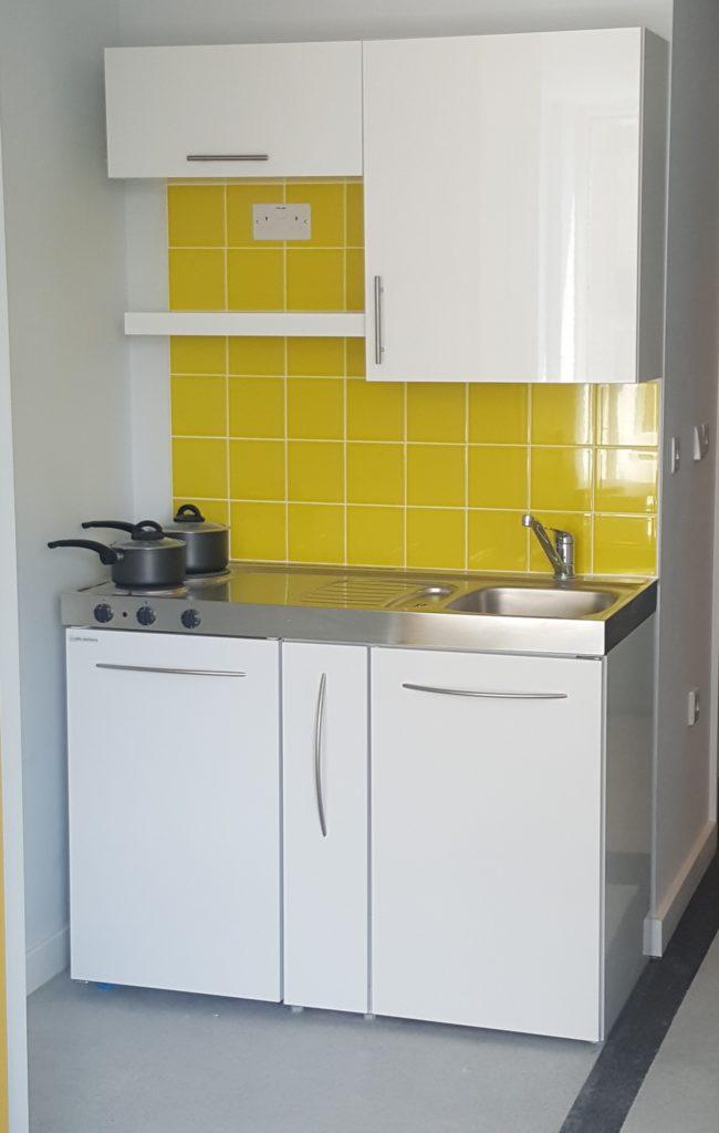 Küche Stengel Upper Street Ansicht