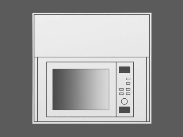 Hängelelement Hängeschrank Classic HSCL 120