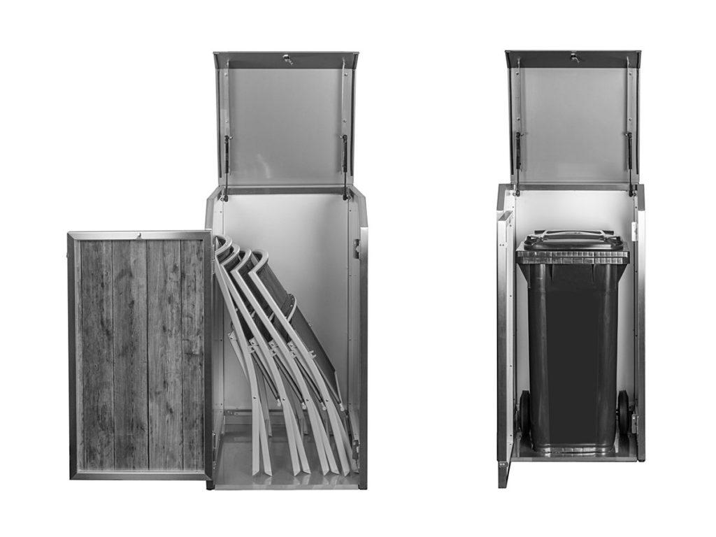 Stengel Outdoor Mono Box Typ 1 offen