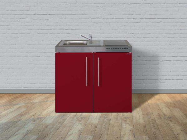 Teeküche MP 100 rot