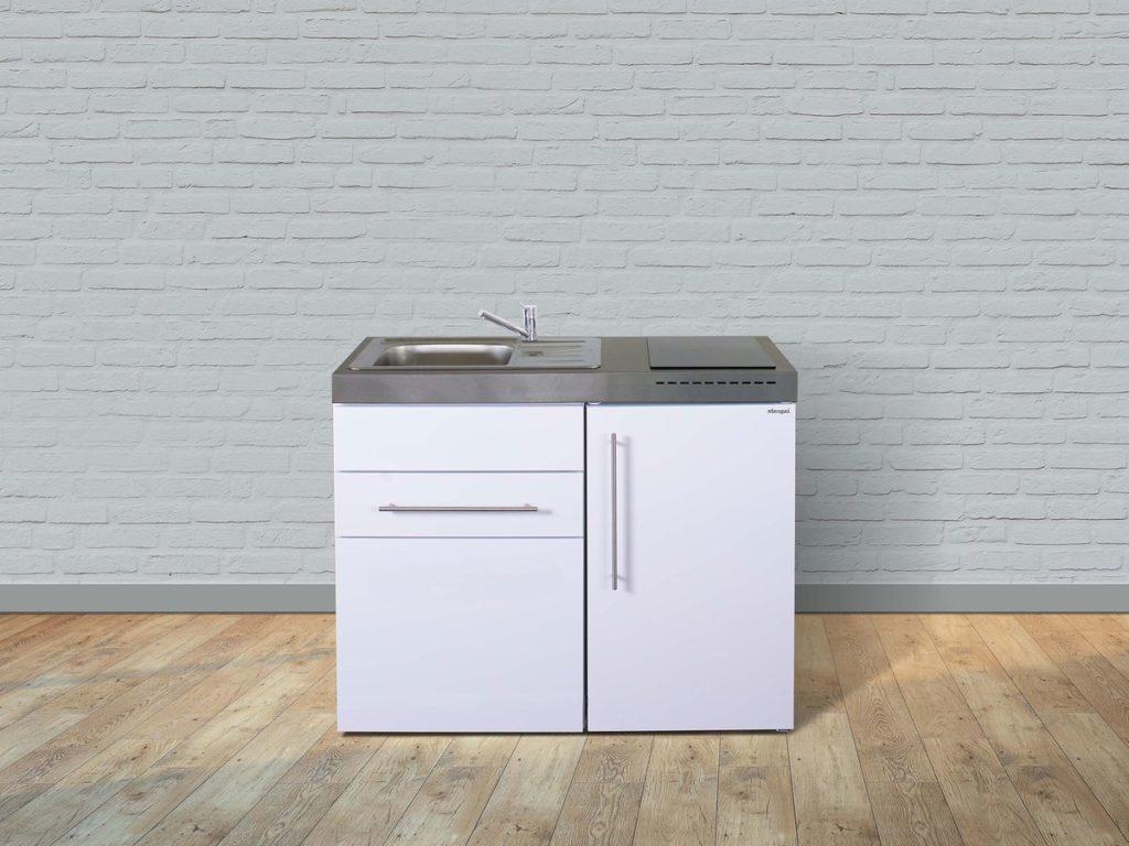 Kompaktküche MP 110 S weiß