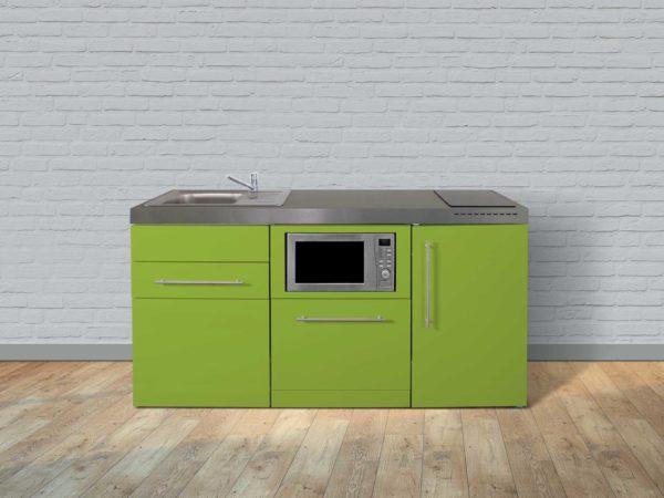 Miniküche Premiumline MPGSM 170 grün