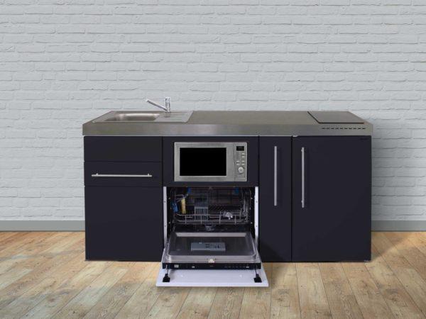Stengel Miniküchen Premiumline mit Kühlschrank & Geschirrspüler