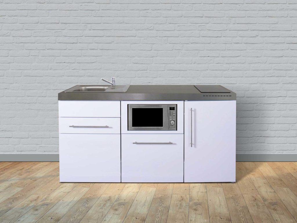 Stengel Miniküche Premiumline MPM 170 weiß