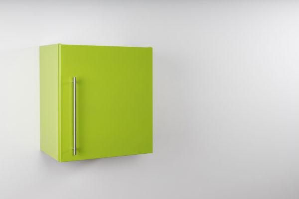 Stengel Hängeschrank grün HSPL 50 Premium geschlossen