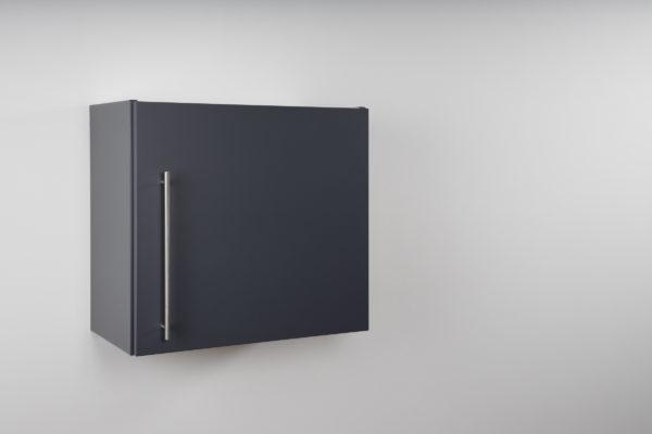 Hängeschrank Premium HSPL 60 geschlossen Schiefer