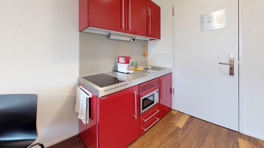 Referenz Anstatthotel Schafisheim Miniküche Bild 4