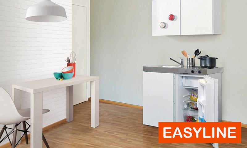 Stengel Easyline Banner Miniküche