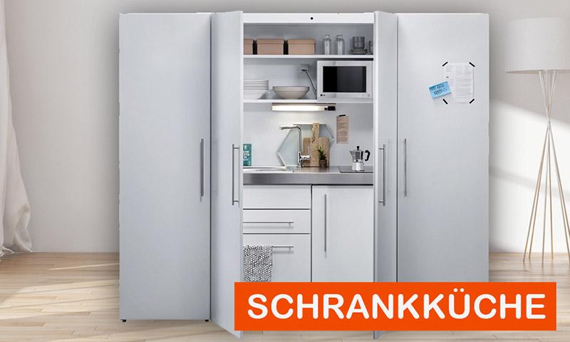 Stengel Schrankküche Metall