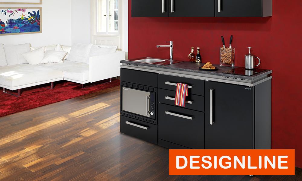 Stengel Miniküche Designline Küchen