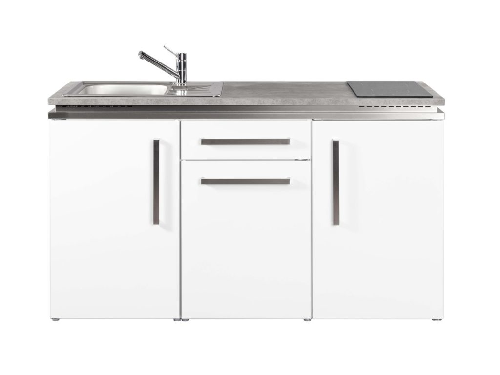 Stengel Miniküche Designline MD 150 weiß