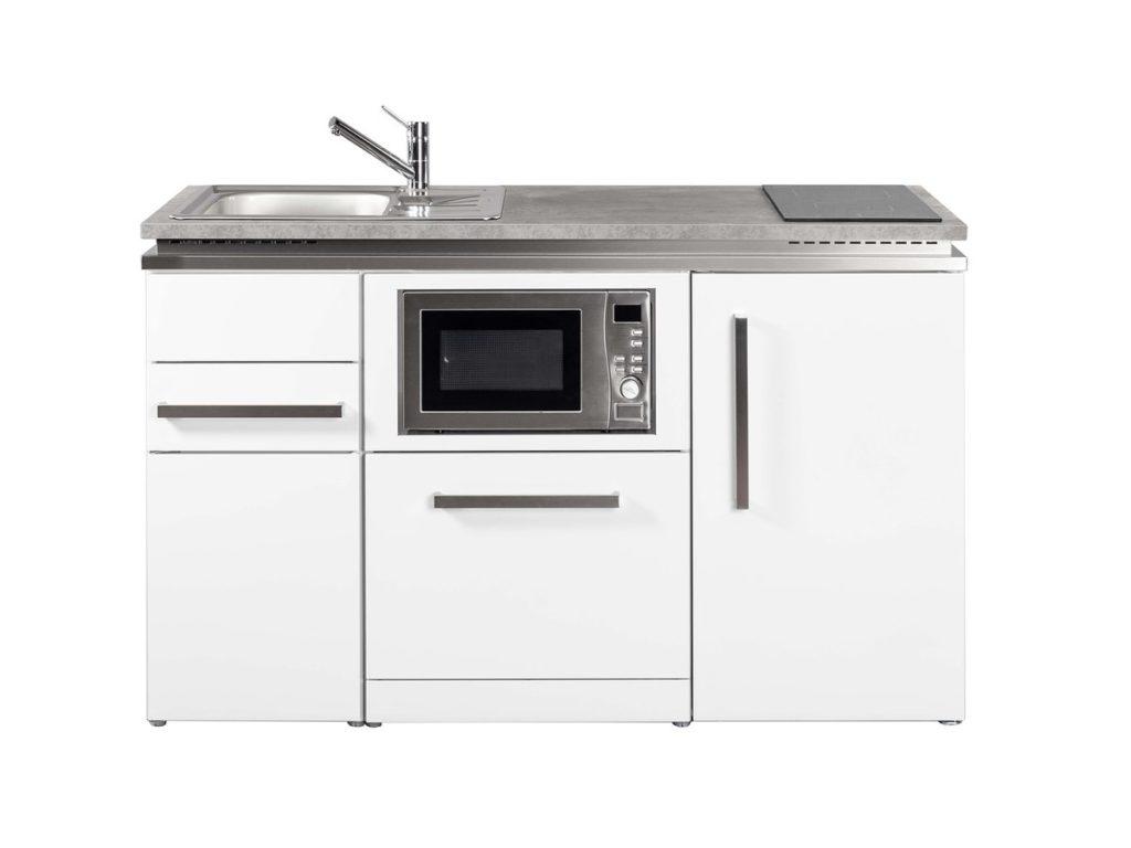 Miniküche Stengel Designline MDGSM 150 weiß