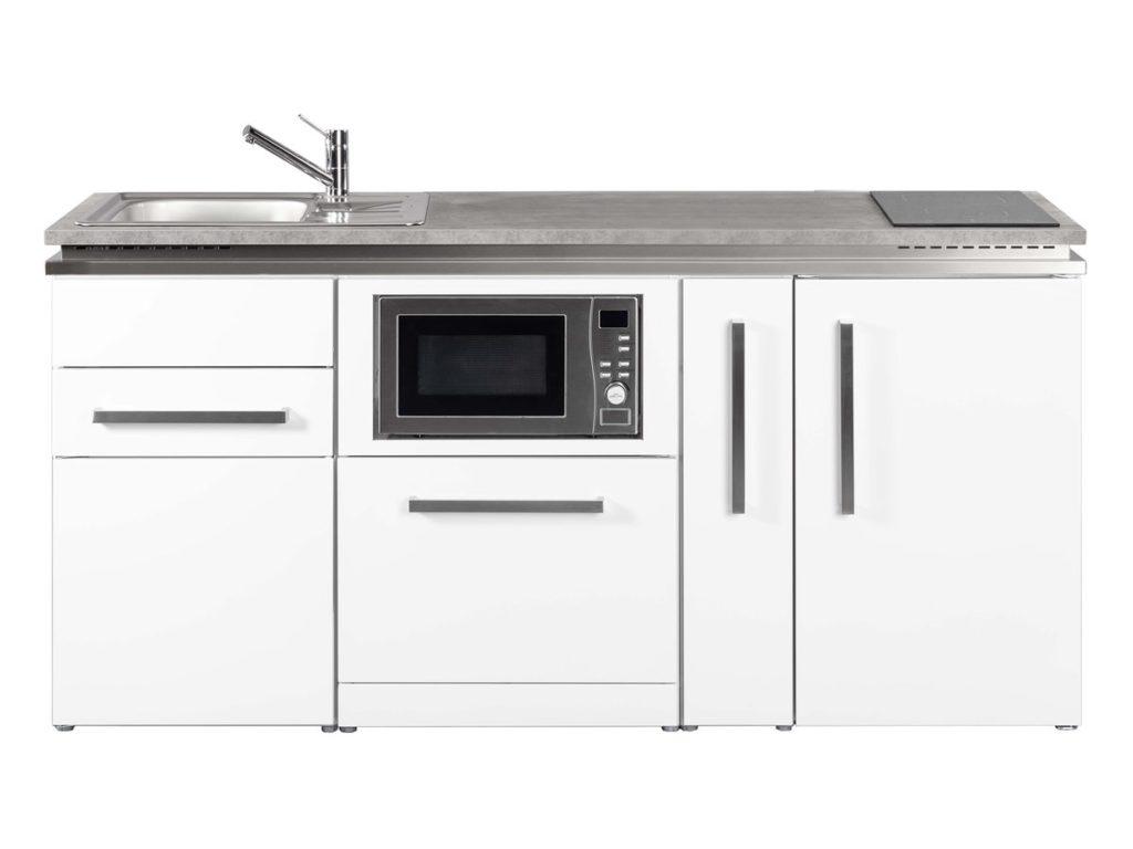 Küche weiß Stengel Miniküche MDGSM 180 A