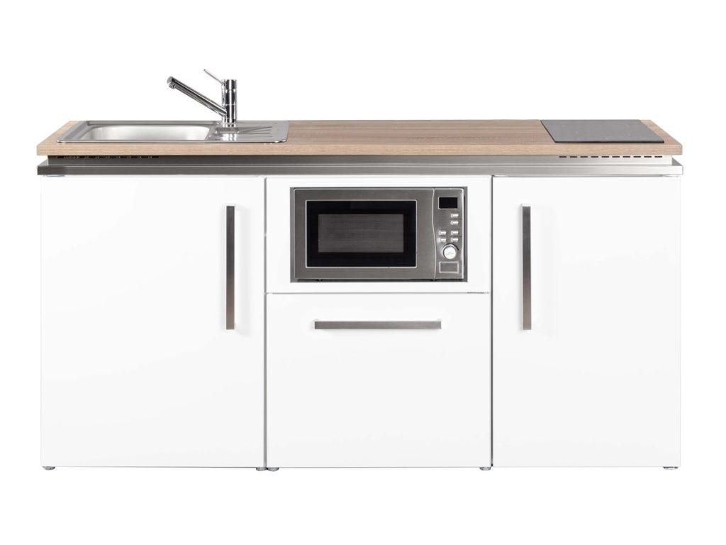 Metallküche Stengel MDM 170 Designline weiß